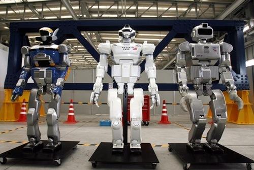 HRP_robot
