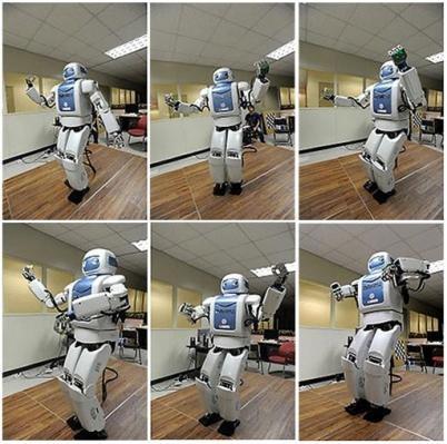 mahru-humanoid-robot