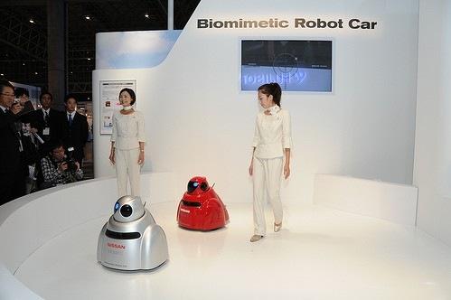 Nissan_BR23C_robot