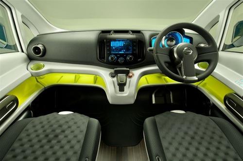 Nissan_NV200_interieur