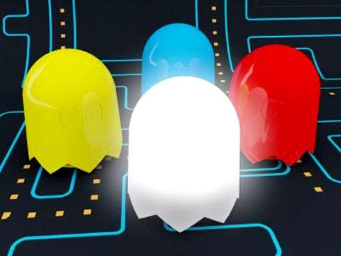 Pacman-Ghostlamps