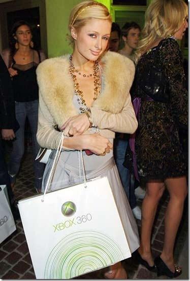 Paris_Hilton_XBOX-360
