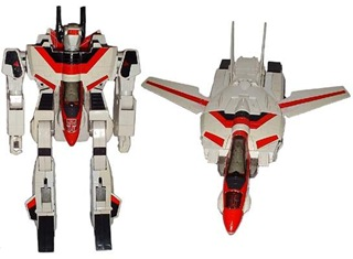 Transformers Skyfire