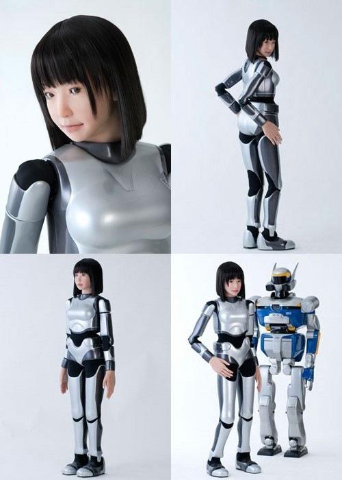 HRP4C Ucroa humanoid