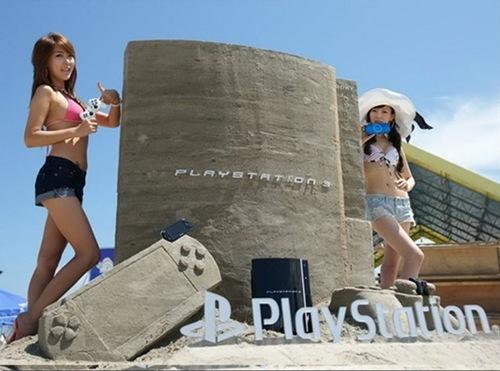 Asian_bikini_Idol_PS3_Sculpts_sand