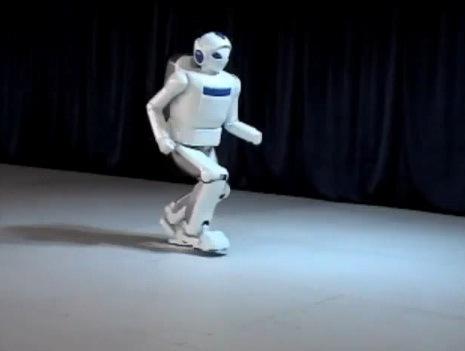 running-robot-toyota