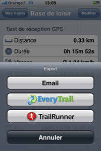Iphone_GPX_export