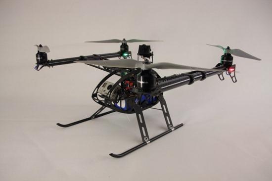 MD600_quadricopter_Rahmen