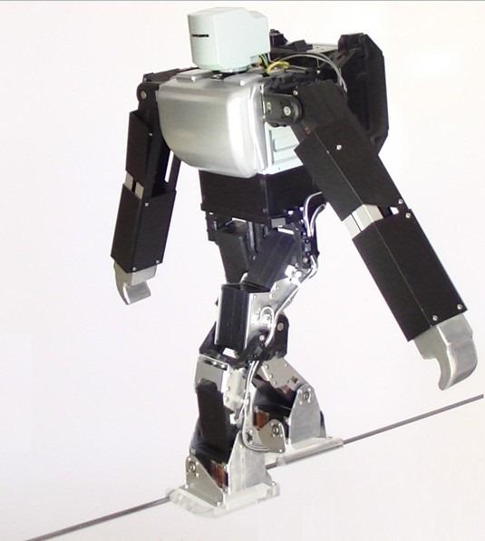 Primer V4: le Robot funambule du Dr Guero