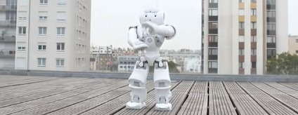 Robot_Nao_Gangnam_style