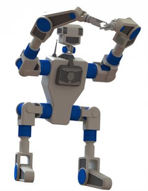 Carnegie-Mellon-University-Robot