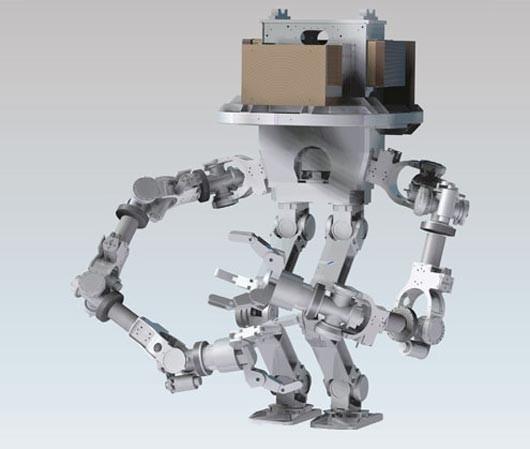 SCHAFT_Inc_robot