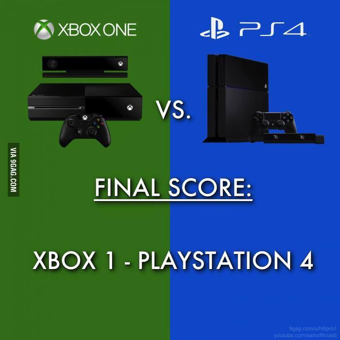 XBOX_One_vsPS4_score