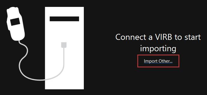 03.Virb_Edit_import_video