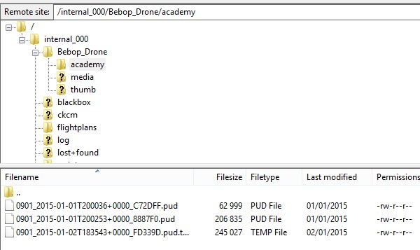 Bebop_Drone_Linux_FTP