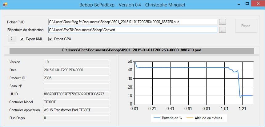 Bebop_convert_PUB_file_GPX_gps_KML