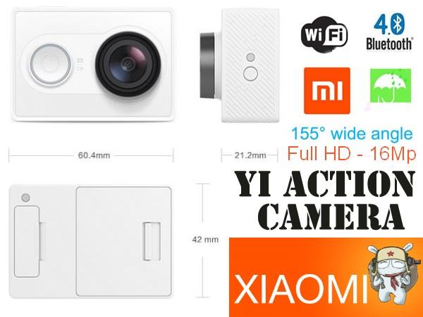 XIAOMI Yi Camera_Sport