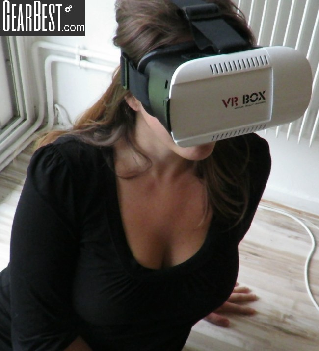 Head_mount_Smartphone_Virtual_Reality