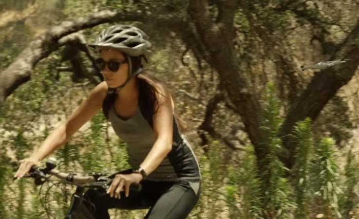 Chloe-Bennet_Sexy_Bike