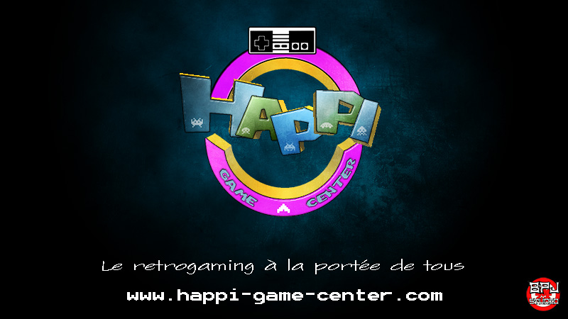 HAPPI_GAME_CENTER_Retrogaming