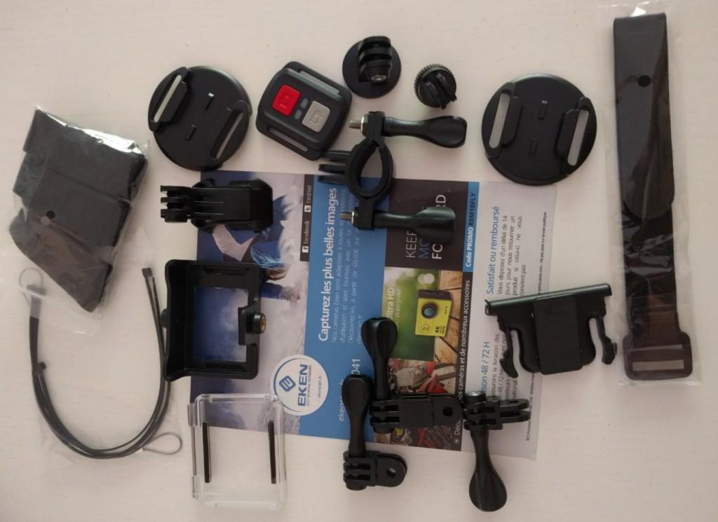 EKEN_H3R_accessories