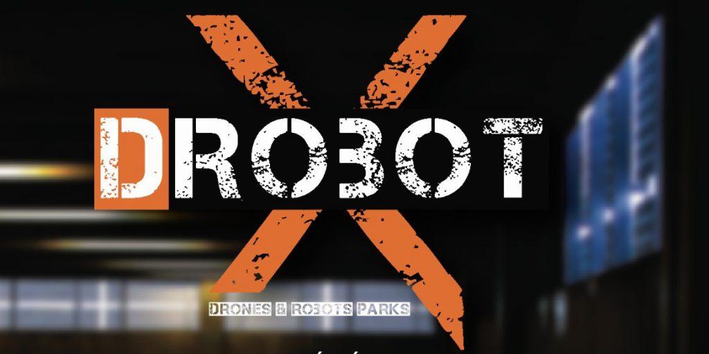 DrobotX - Drone Park