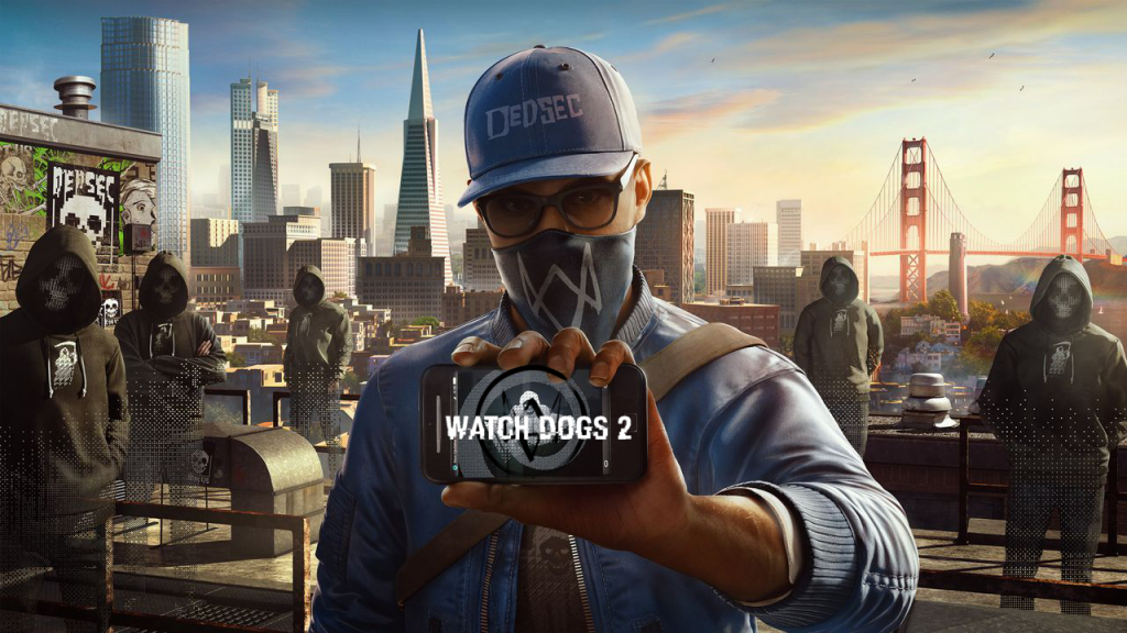Watch Dogs 2 Parrot concours